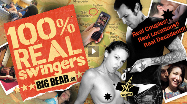 100% Real Swingers: Big Bear