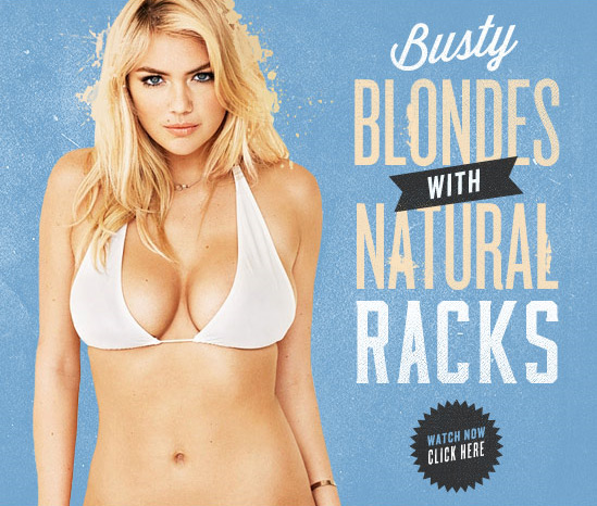 Busty Blonds With Natural Racks