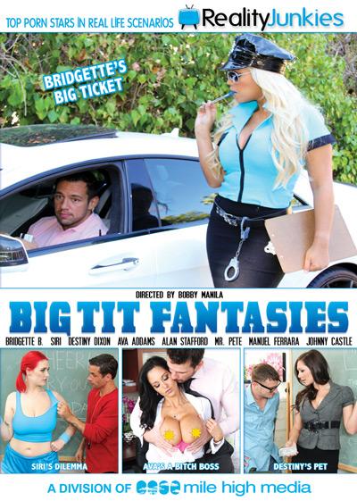 Big Tit Fantasies - Cover